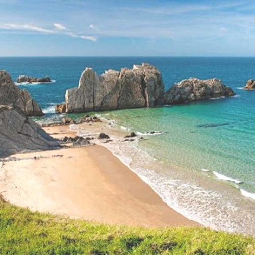 Playa de la Arnía | a 2,1 Km.