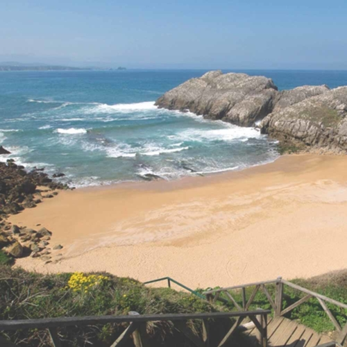 Playa de Somocuevas | a 1,8 Km.